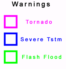 NWS Mobile Weather